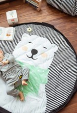 Play&Go Play & go zachte speelmat Polar bear