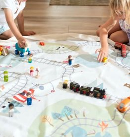 Play&Go play & go trainmap storage bag