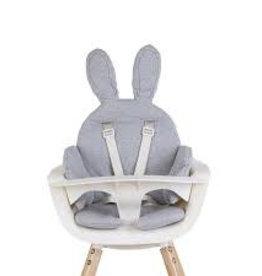 Childhome stoelkussen rabbit grey