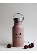 Liewood Anker water bottle cat roos