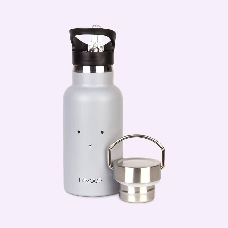 Liewood Anker water bottle dumbo grey