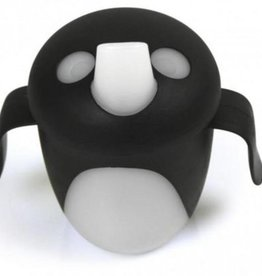 Mykko Beker Birdcup zwart-wit