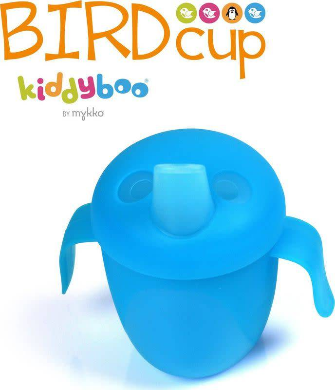 Mykko Beker birdcup blauw