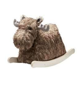 Kids Concept Rocking Moose Rendier