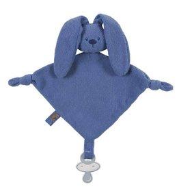 Nattou doudou nattou konijn blauw