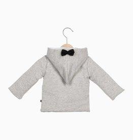 House Of Jamie Bow tie hooded jacket