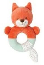 Nattou Fox ring rammelaar