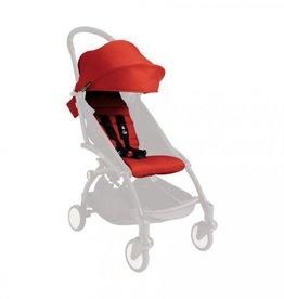 babyzen Babyzen 6M+ color pack red