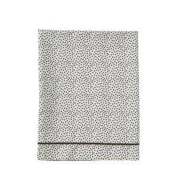 Mies & Co Crib sheet cosy dots