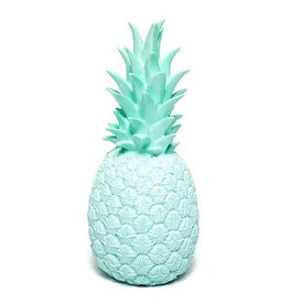 Goodnight light Ananas nachtlamp mint