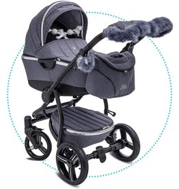 First Kinderwagen Atlanta Blue Edition