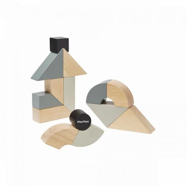 Plan toys Twisted blocks