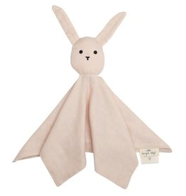 konges slojd Doudou sleepy rabbit roos