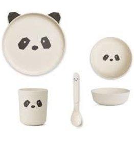 Liewood Eetset Liewood Panda