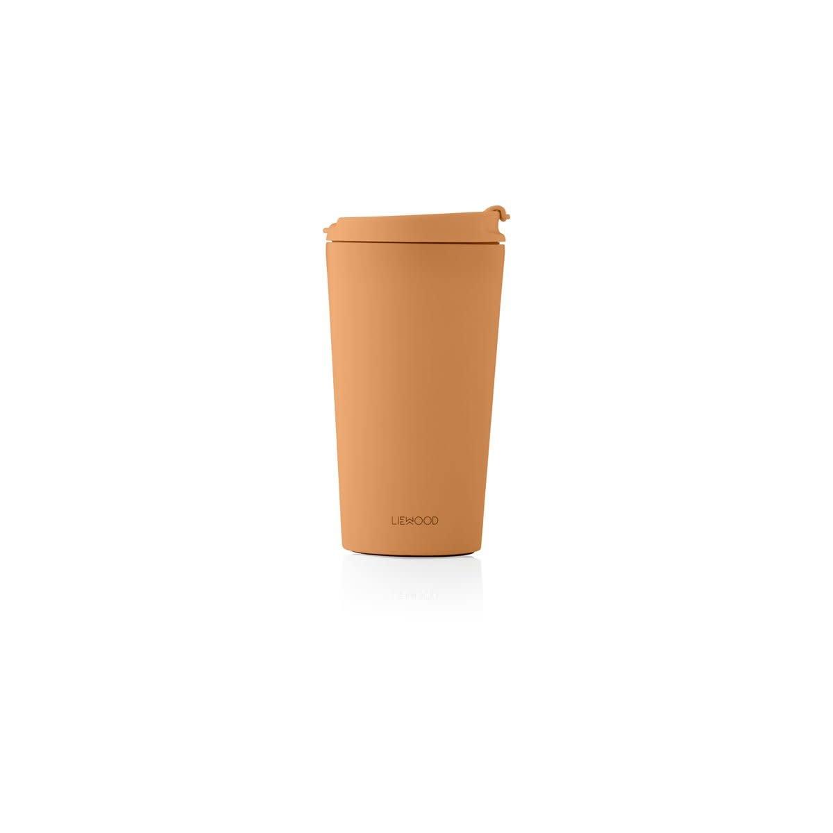 Liewood kikki thermo cup Mustard