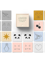 Liewood wood memory game