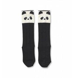 Liewood Kniekousjes panda creme de la creme 19/21 (1 jaar) 2 pack