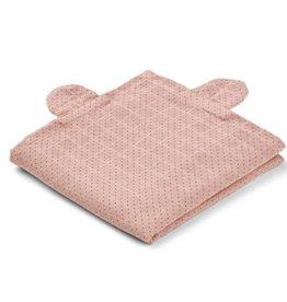 Liewood Hannah muslin cloth mr bear (2 pack)