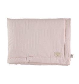 Nobodinoz Deken Nobodinoz Honeycomb dream pink 70 x 70 mini