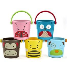 Skip Hop Stack & pour buckets