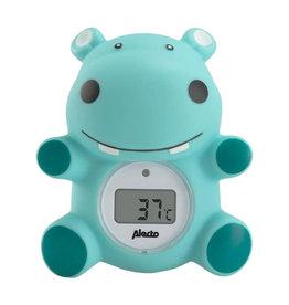 Alecto Baby Badthermometer nijlpaard