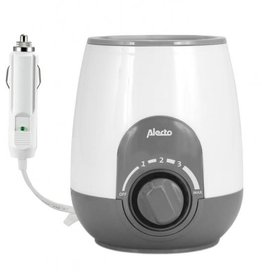 Alecto Baby Flessenverwarmer + 12V