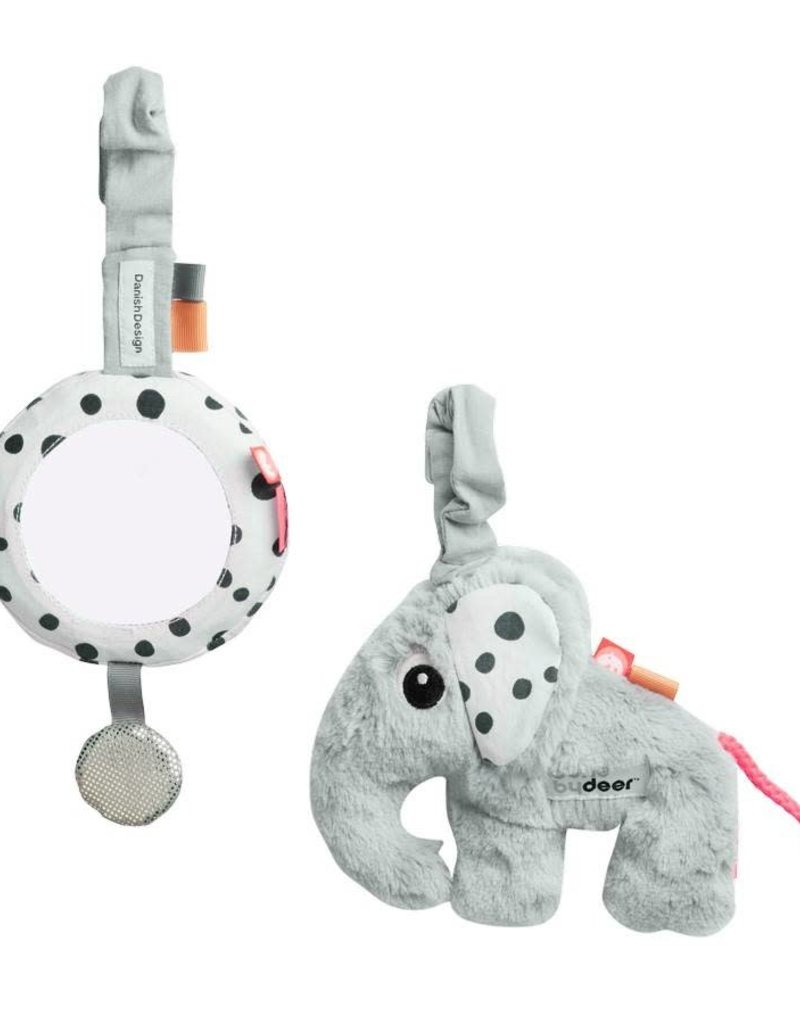 Done by Deer To go activity set Elphee Grey