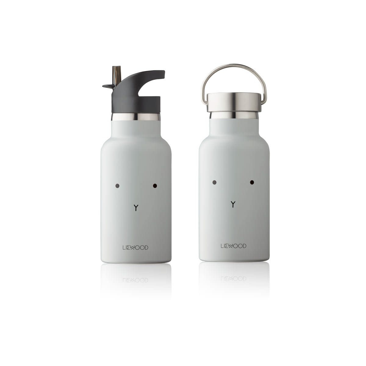Liewood Anker water bottle dumbo grey