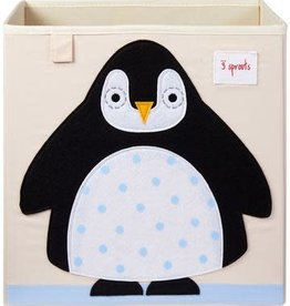 3 Sprouts Storage box Pinguin