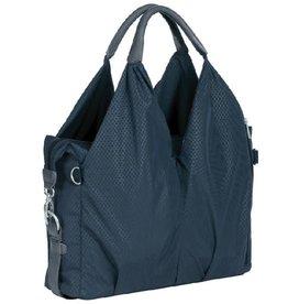 Lassig Verzorgingstas Lassig Green label Nickline bag Spin Dye - Blue melange