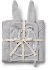 Liewood Adele terry baby package dumbo grey