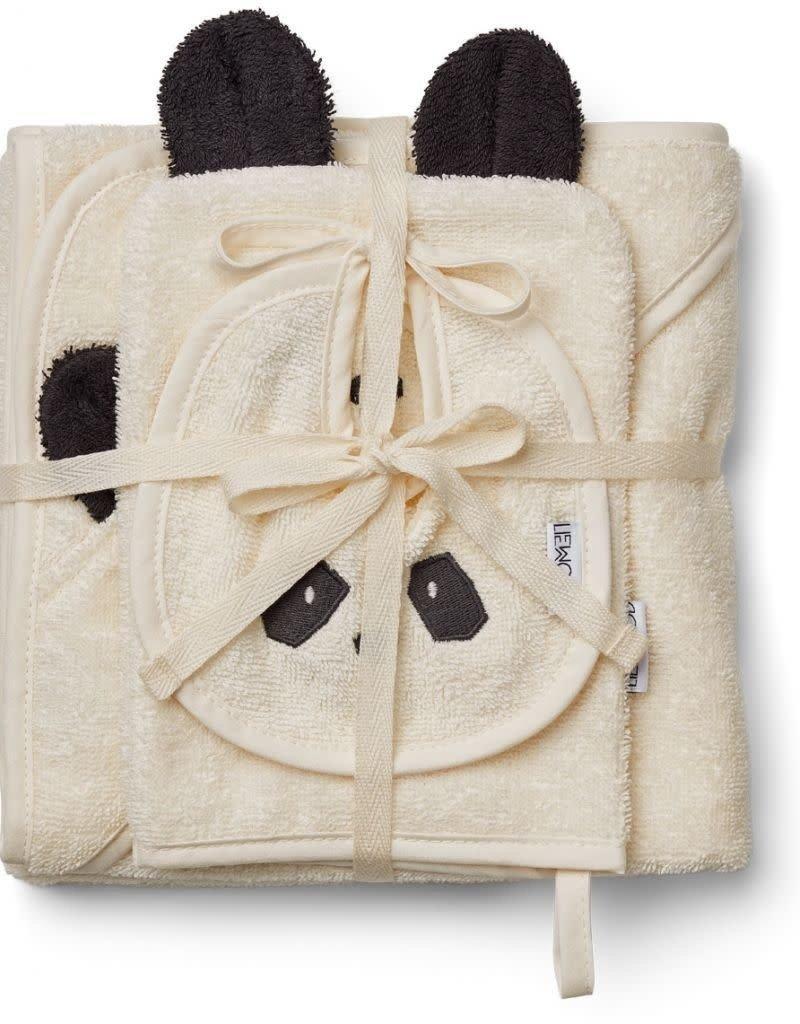 Liewood Adele terry baby package Panda