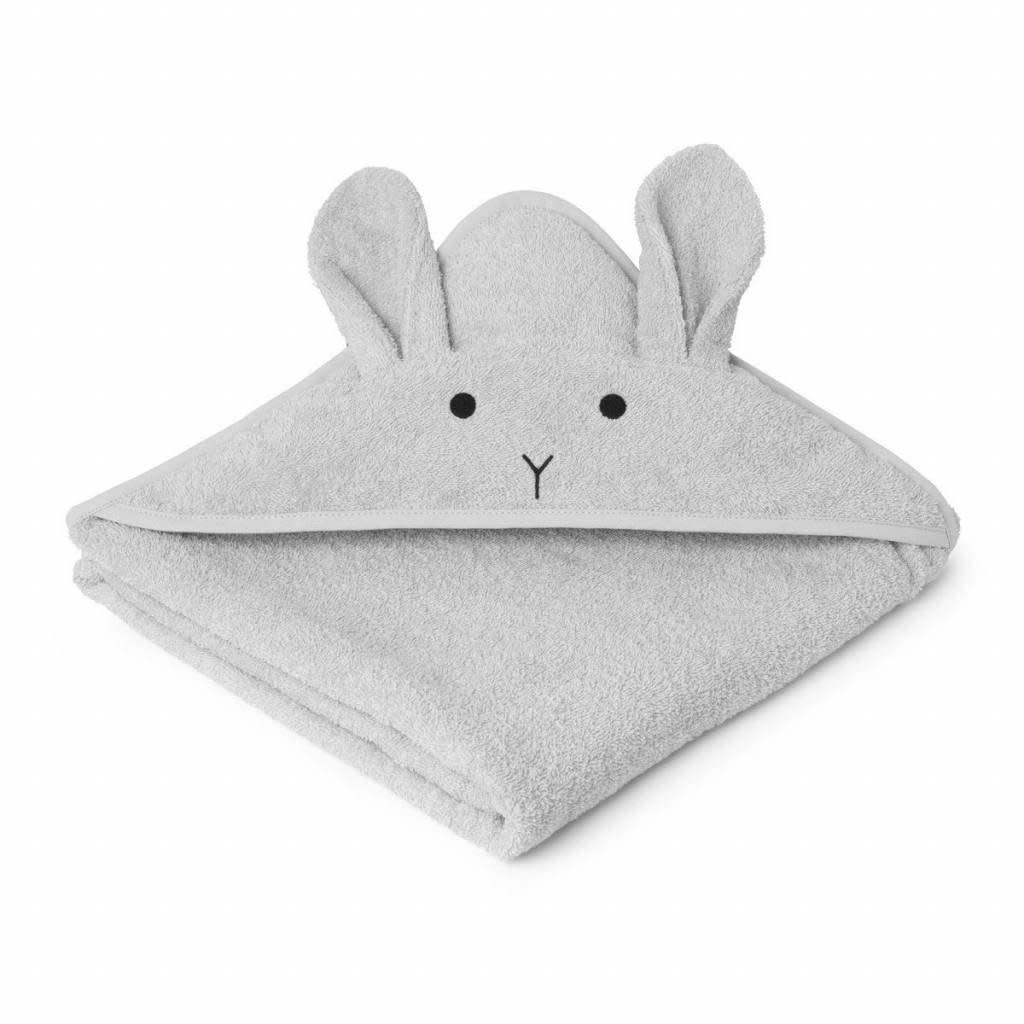 Liewood Augusta badcape Rabbit Dumbo Grey