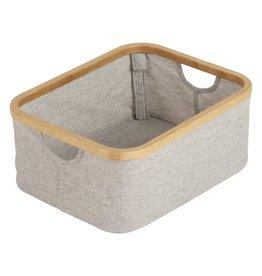 Quax Opbergmand bamboo/katoen luiertafel