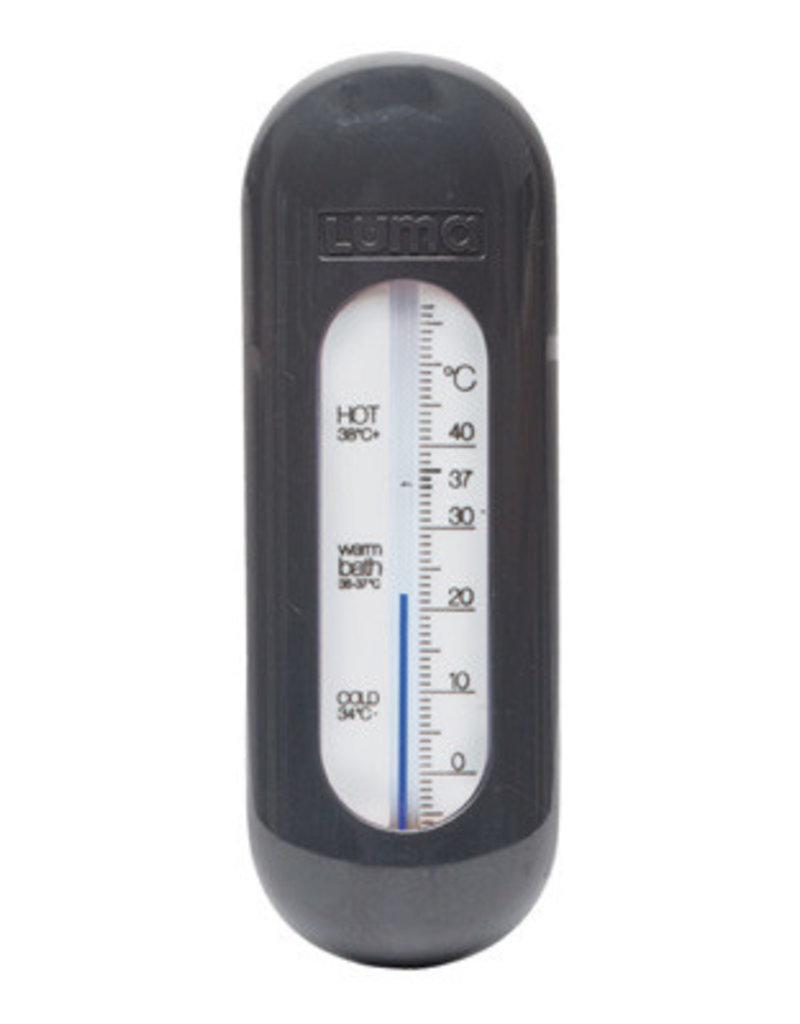 Luma Badthermometer Dark Grey