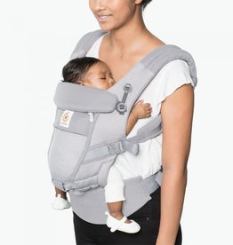 Ergobaby 3 Position Adapt Draagzak Cool Air Mesh Pearl Grey