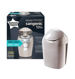 Tommee Tippee Luieremmer sangenic taupe