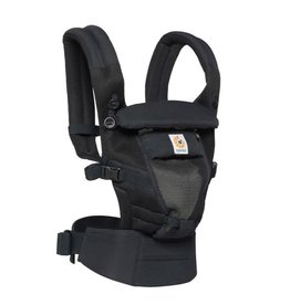 Ergobaby Draagzak cool air mesh onyx black adapt