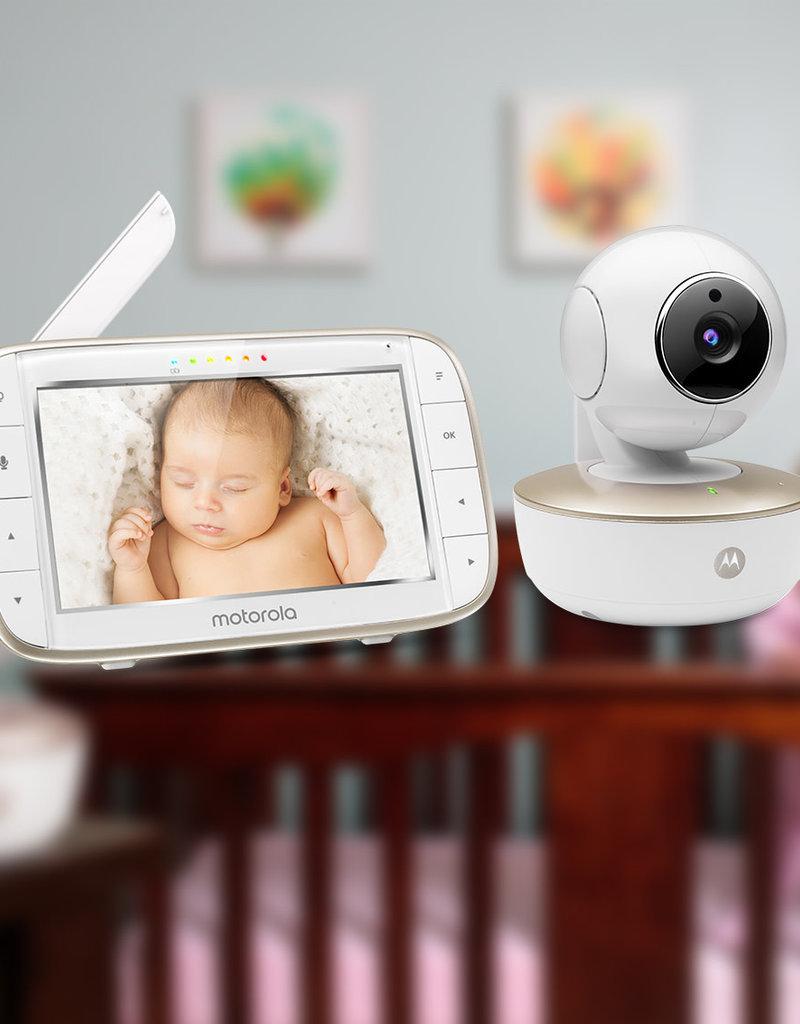 Motorola Babyfoon MBP855 connect