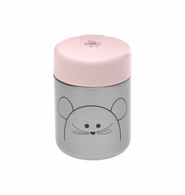 Liewood Food jar Little Chums Mouse