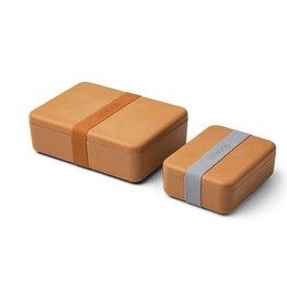 Liewood Bradley luch box set mustard