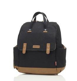 Babymel Robyn Convertible Backpack Black