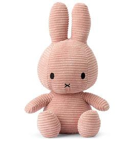 Bon Ton Toys Nijntje corduroy roos 33cm