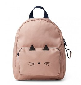 Liewood Saxo mini backpack cat rose