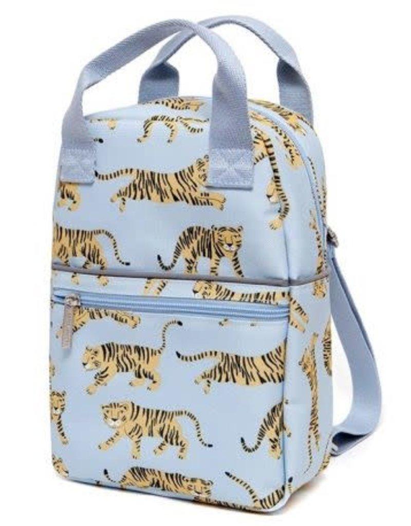 Petit Monkey Rugzakje blauw tijger