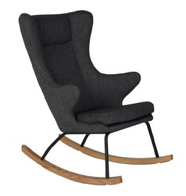 Quax Rocking chair adult dark grey