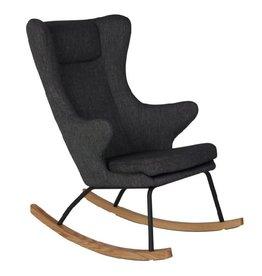 Quax Rocking chair adult dark grey