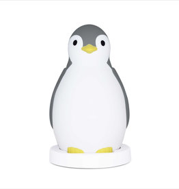 Zazu Slaaptrainer Pinguïn Pam Grijs