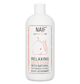 Naïf Relaxing bath foam
