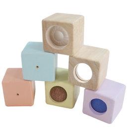 Plantoys PlanLifestyle  sensory Blocks